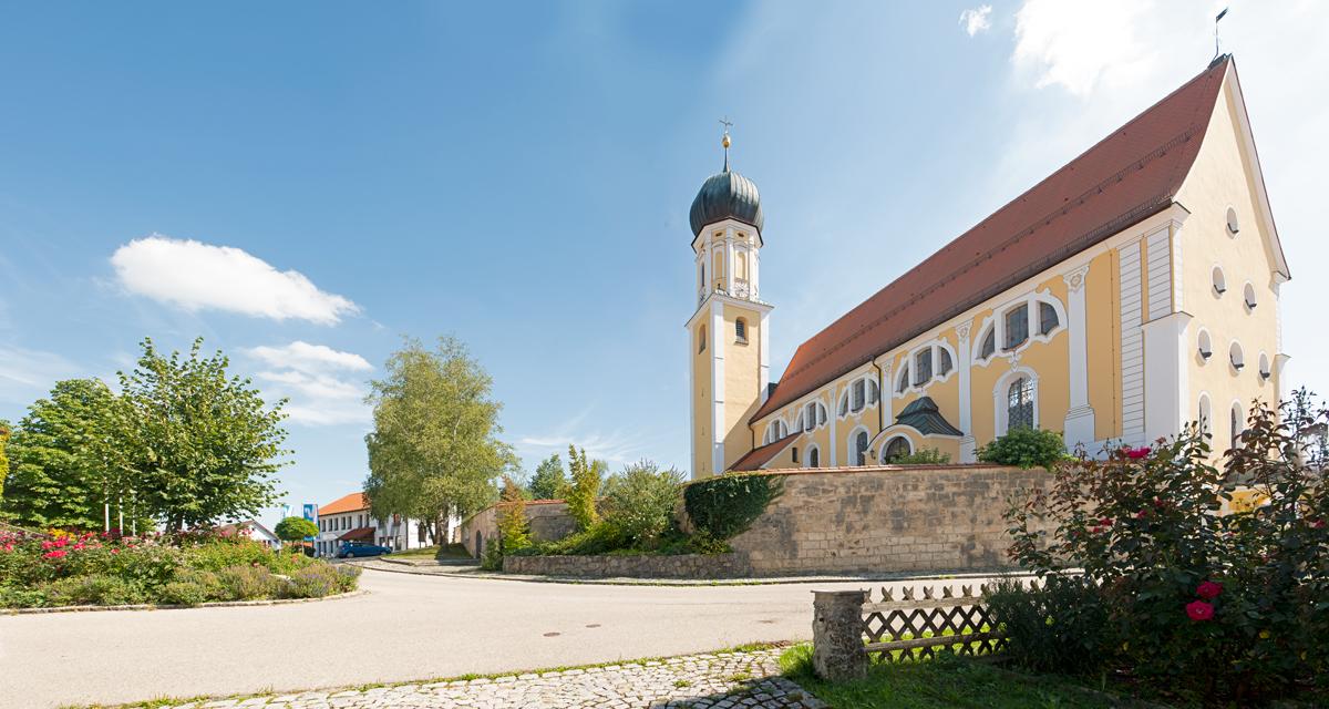Pfarreiengemeinschaft Geltendorf - Pfarrei St. Ulrich Eresing
